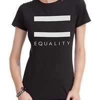 Equality Girls T-Shirt