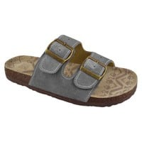 Women's MUK LUKS® Duo Strap Terra Turf Sandals