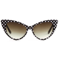 Dottie Sunglasses in Licorice