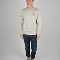 Lyle & Scott Crew Sweatshirt ML045V02 - Grey