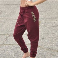Armida Made USED UP-Limted Edition OGs Maroon - Dance Pants 007 : iLana Armida