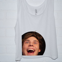Ashton Irwin Livestream Sublimation Tank Top