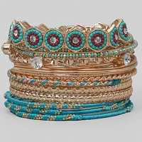 BKE Bangle Bracelet Set