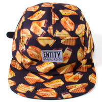 Grilled Cheese - 5 Panel Hat | Entity