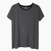 Nancy Striped Boy Tee
