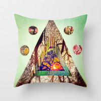 Grandeur of Nature Throw Pillow by DuckyB (Brandi)