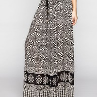 FULL TILT Gauze Maxi Skirt