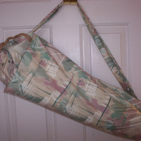 Extra Large YogaTote Bag with Outside Pockets YogaMat Bag