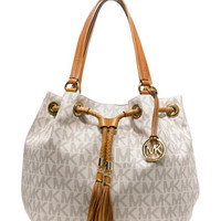 MICHAEL Michael Kors Large Jet Set Gathered Tote