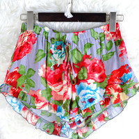 Love In Bloom Shorts | Bloody-Fabulous