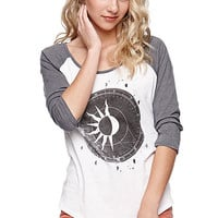 Volcom Colorblock Raglan Tee at PacSun.com
