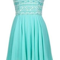 Mint Sweetheart Dress - 29 N Under