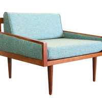 "Mid Century Modern Arm Chair (""Executive Chair"")"