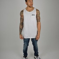 Stussy Stock Pocket Tank Vest - Grey