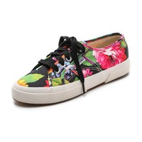 Hawaiian Floral Sneakers