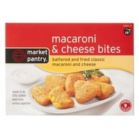 Market Pantry Macaroni & Cheese Bites 7.2 oz