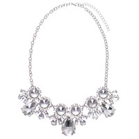 Spectacular Mira Crystal Necklace