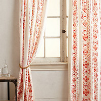 Embroidered Lyndley Curtain