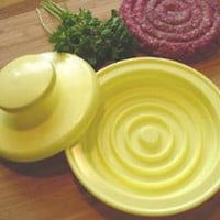Tastee-Ring Hamburger Press