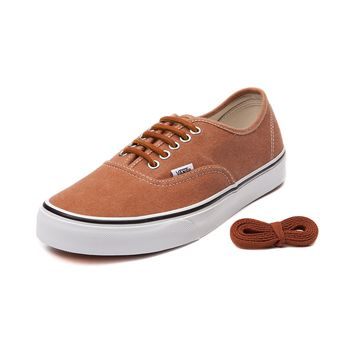 Vans Authentic Brushed Twill Skate Shoe