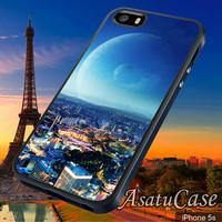 City of Light - Samsung Galaxy S2/S3/S4,iPhone 4/4S,iPhone 5/5S,iPhone 5C,Rubber Case,Cell Phone,Case,Accessories - 241013/CA15