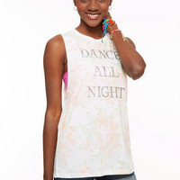 Dance All Night Twist Back Tank