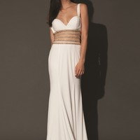 Jovani 74097 Jersey Evening Gown