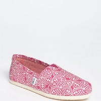 TOMS 'Classic - Circle' Slip-On (Women) | Nordstrom
