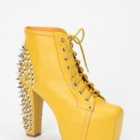 UrbanOutfitters.com &gt; Jeffrey Campbell Spiked Lita Boot