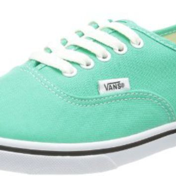 Vans - Unisex Authentic Lo Pro Shoes In Mint Leaf/