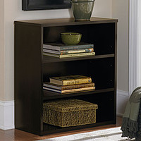 Ameriwood™ Dark Russet 3-Shelf Bookcase