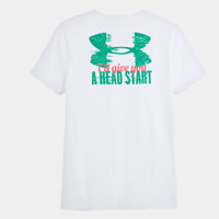 Girls' UA Head Start T-Shirt