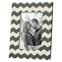 Threshold™ Inlay Frame - Black/White 4x6