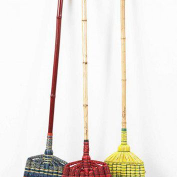 VivaTerra - Handmade Broom Set - VivaTerra