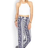 Relaxed Retro Woven Pants