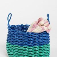 Fisherman Rope Basket