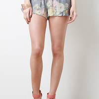 Quaint Prairie Shorts