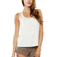 Papaya Clothing Online :: BOHEMIAN TRIMMING TOP