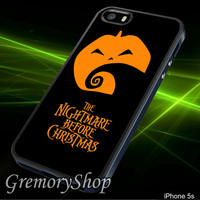 Nightmare Before Christmas - iPhone 4/4S,iPhone 5/5S,iPhone 5C,Samsung Galaxy S3,Samsung Galaxy S4,Rubber Case,Accessories,Case - 050314CG11