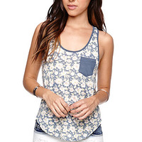 Nollie Pocket Racerback Tank - Womens Tee -