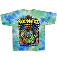 Woodstock - Woodstock Music Festival T Shirt on Sale for $22.95 at HippieShop.com