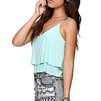 LA Hearts Layered Swing Tank at PacSun.com