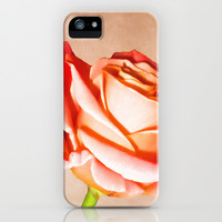 Lady Rose iPhone & iPod Case by Shalisa Photography