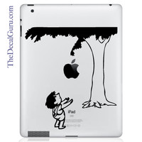 Giving Tree | iPad Decals | The Decal Guru