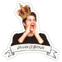 Dylan O'Brien OUR KING T-Shirts & Hoodies