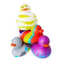 Boon Odd Ducks - 4 pack Purple Multicolor