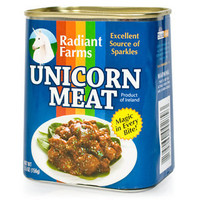 Canned Unicorn Meat - buy at Firebox.com
