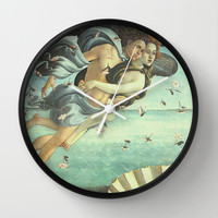 Love Angels Wall Clock by BeautifulHomes