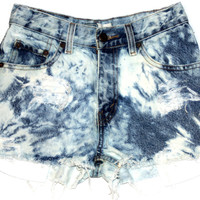 Acid Wash Cutoffs