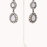 Standout Iridescent Drop Earrings